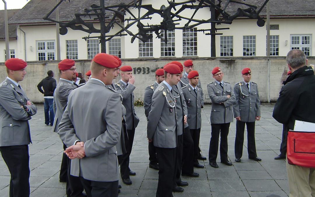 Besuch in Dachau