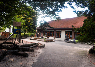 Spielplatz der KiTa Stachel-Bär
