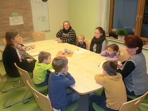 Unsere erste Kinderkonferenz