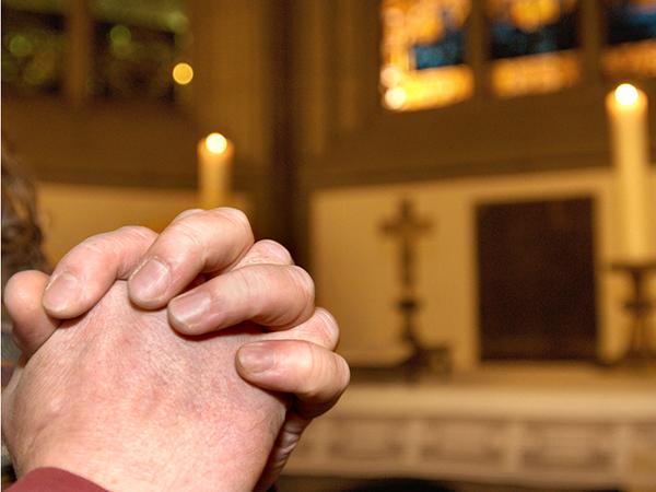 Da hilft nur noch beten!