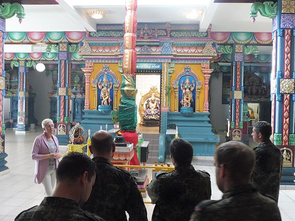 Dem Hinduismus auf der Spur