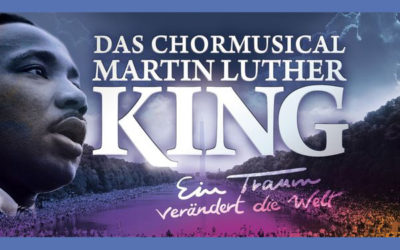Martin Luther King – in concert