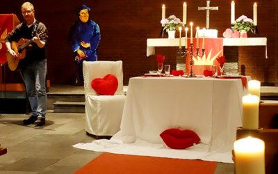 Gottesdienst für Verliebte
