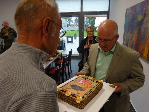 40 Jahre beim Bund